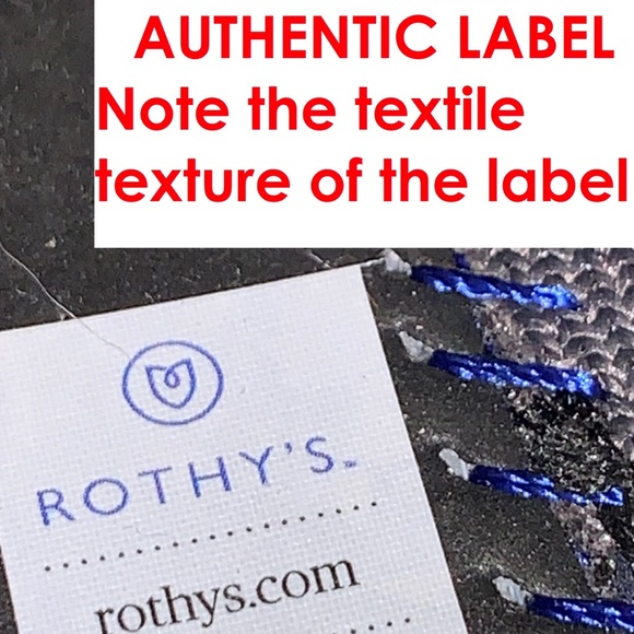ffdbb34280a0 Rothy's Shoes | Authentic Rothys Label | Poshmark
